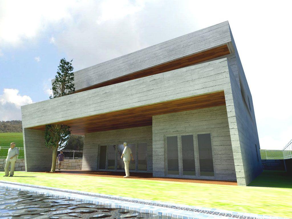 Proyecto de viviendas unifamiliares uniark - Proyectos casas unifamiliares ...