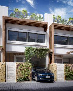 Residencial El Pinar, viviendas exclusivas.